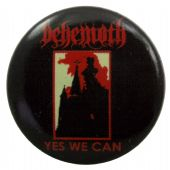 Behemoth - 'Yes We Can' Button Badge